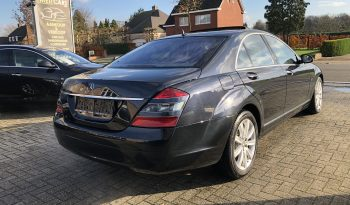 Mercedes S320CDI BluEFFICIENCY BTW WAGEN full