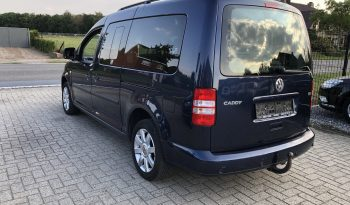 VW CADDY 1.6TDI 7PL full