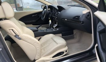 BMW 635D 6 COUPE DIESEL full
