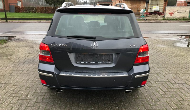 MERCEDES GLK 220 CDO 2.1 full